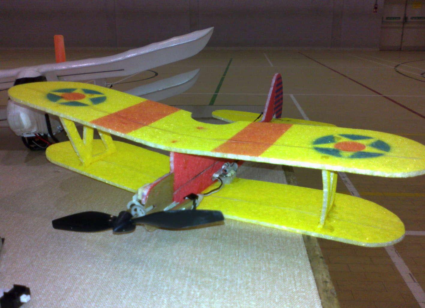 Indoor Flying Bexhill