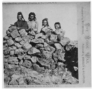 the modoc war essay Fisher papers on the modoc war now available on pdf for viewing these papers are almost 1,900 pages, it took a long time for them to scan in thanks for the effort.